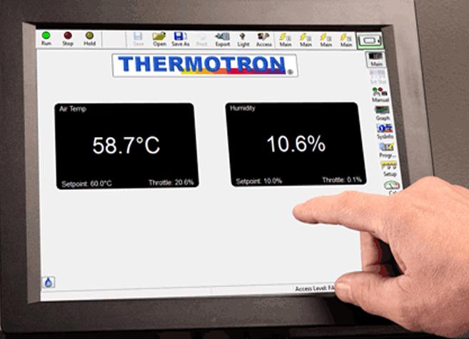 Thermotron 8800 manual
