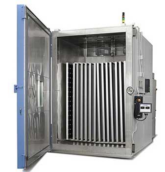 Solar Panel Environmental Test Chamber