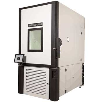 Thermal Test Chamber with Humidity