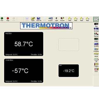 8825 Thermal Shock Controller