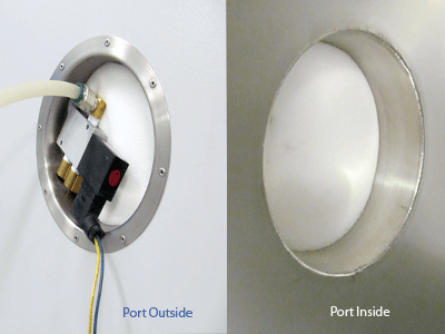 access ports