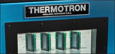 Thermotron Testing Dewpoint