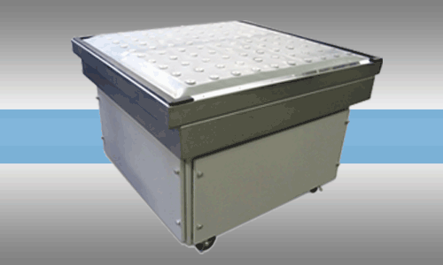 Repetitive Shock Vibration Table Uniformity