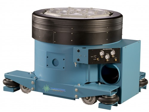Thermotron Electordynamic Shaker