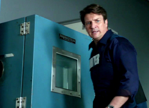 Thermotron Climate Test Chamber in Castle Episode