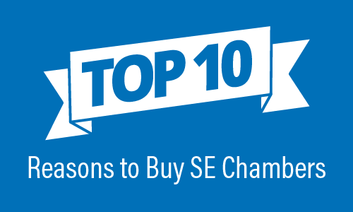 Top 10 Test Chambers