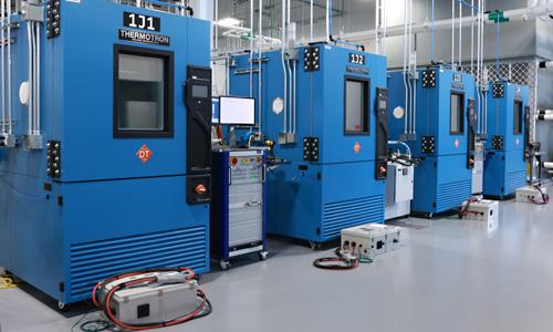Battery Test Lab